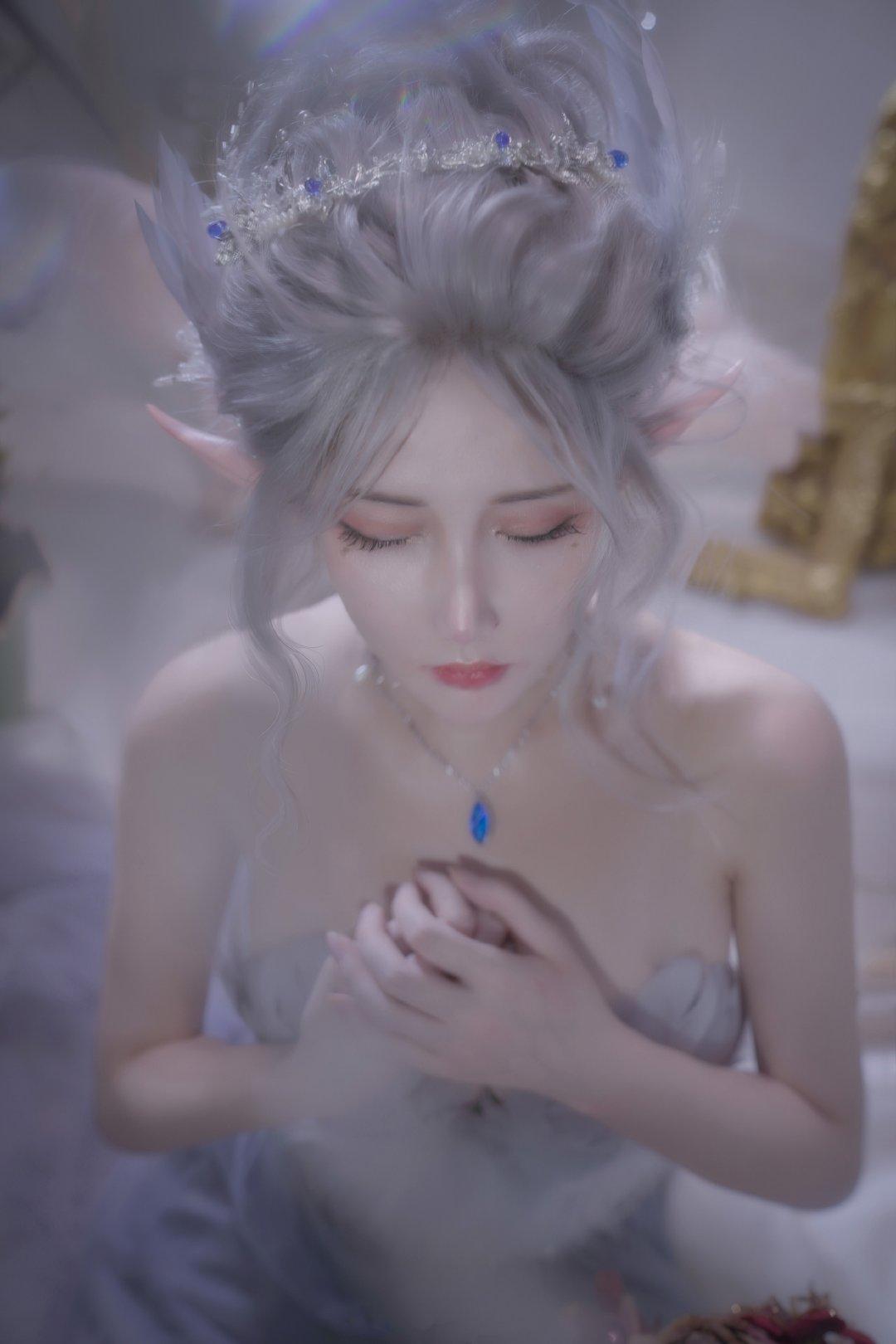 5eea43f252bd0 - 《鬼刀》海琴烟(冰公主) COS:在下萝莉控ii