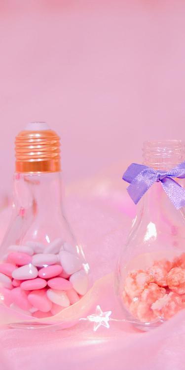 粉色系少女心手机壁纸插图1