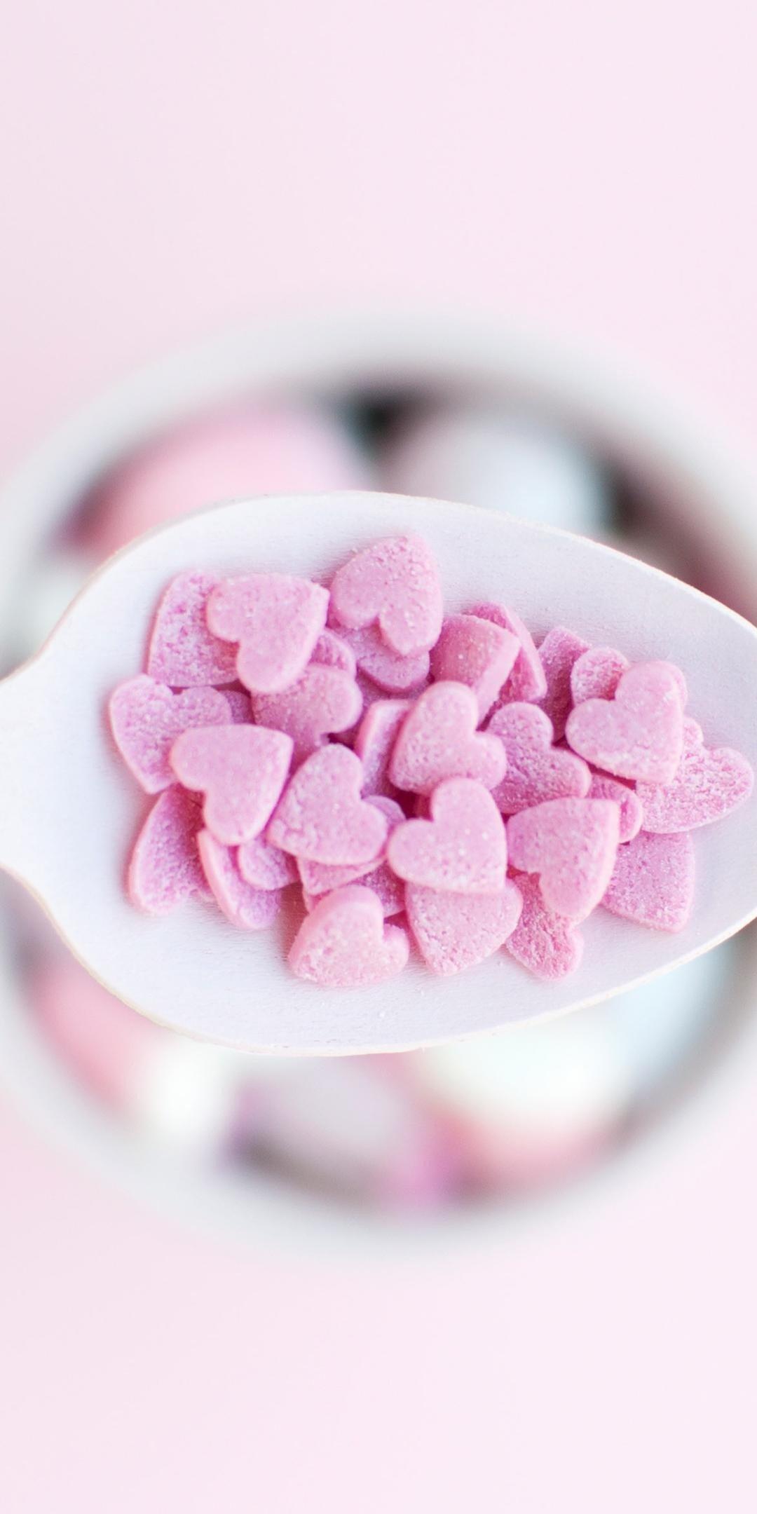 粉色系少女心手机壁纸插图19