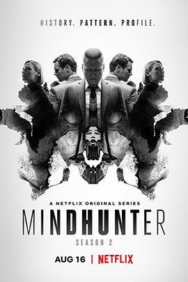 心灵猎人 第二季的海报