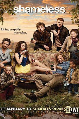 无耻之徒(美版) 第三季的海报