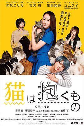 貓是要抱著的的海報