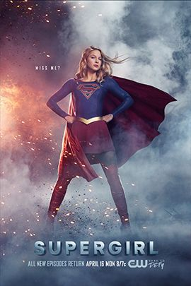 超级少女 第三季的海报