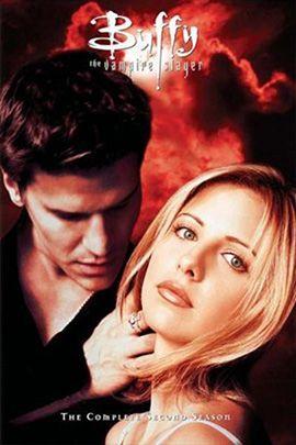 吸血鬼猎人巴菲 第二季的海报