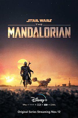 曼达洛人 第一季的海报