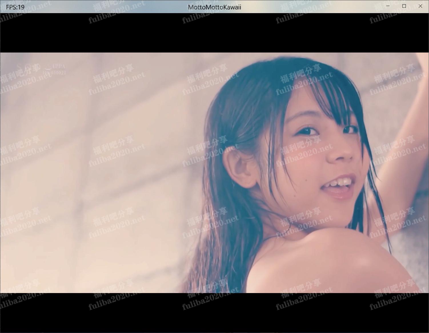 MottoMottoKawaii:系列你懂得视频即时美化播放器,附多种美颜播放方法