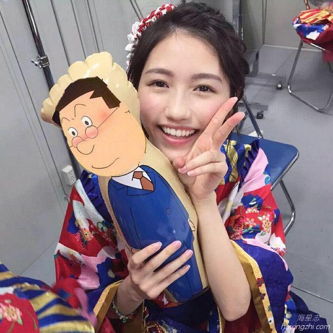90后akb48偶像渡边麻友写真6