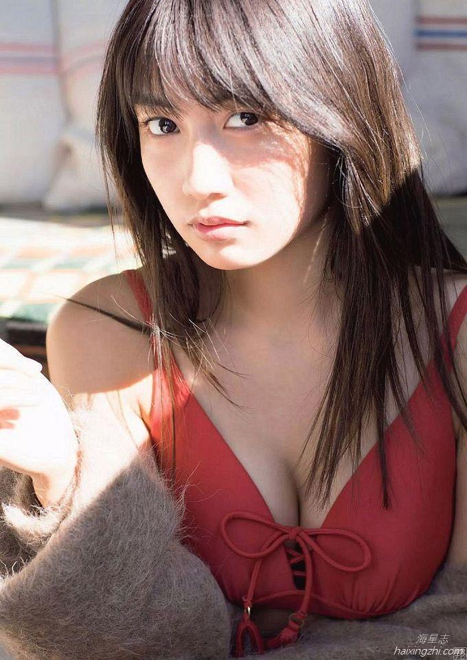 黑木光(黒木ひかり) Hikari Kuroki 清纯又不失性感_4