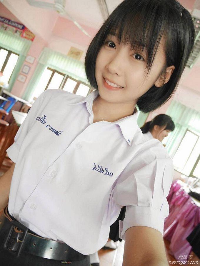 泰国超人气牙套美少女Mintra Dingdong_7