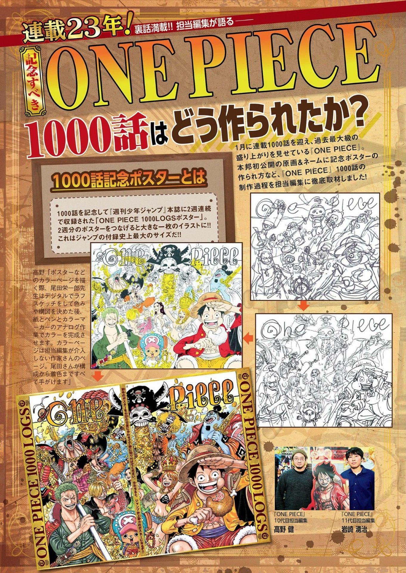海贼王1000回连载 众妹纪念COS特辑-Weekly Playboy2021年第十期 动漫漫画 第29张