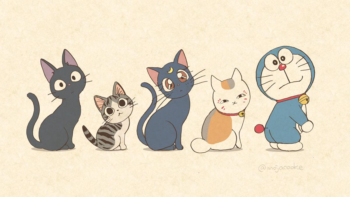 动画里的名猫