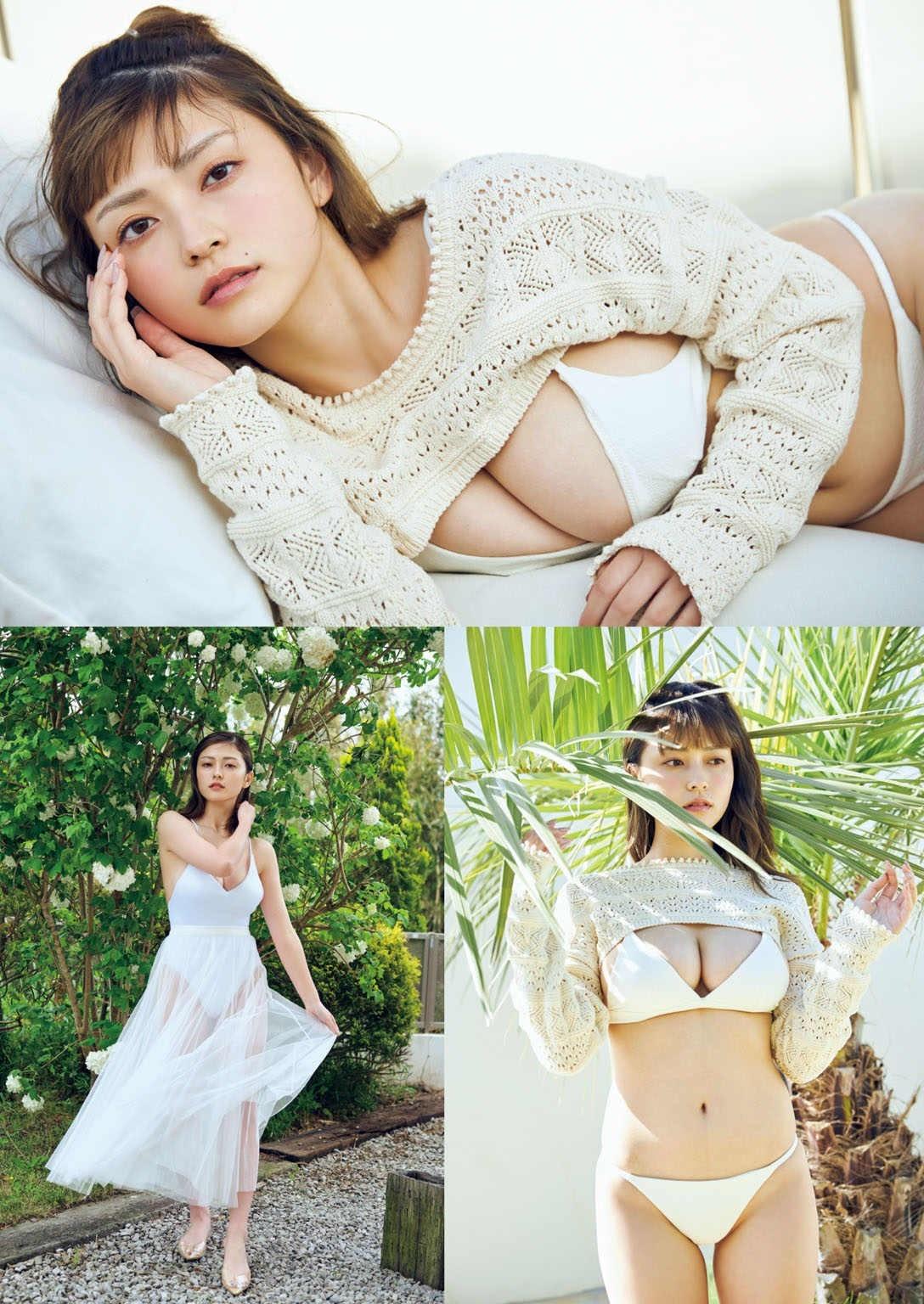 松本真理香 樱井音乃 羽柴なつみ-Weekly Playboy 2021第23期 高清套图 第23张