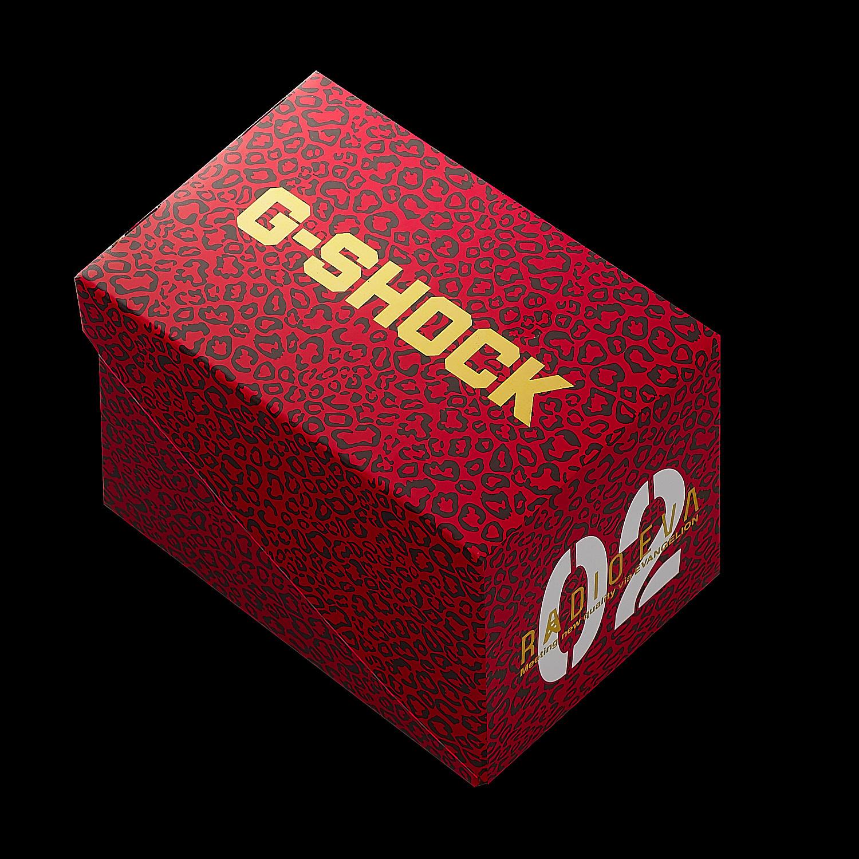 新世纪福音战士 卡西欧 G-SHOCK 二号机 明日香 10_000000001968
