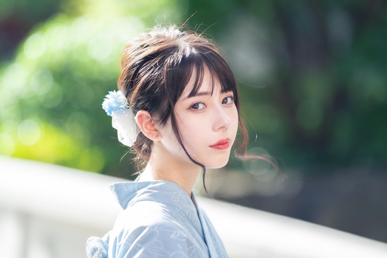 猫耳女仆甜到心坎 海边JK夏日感觉-COS精选二百六十弹 动漫漫画 第29张