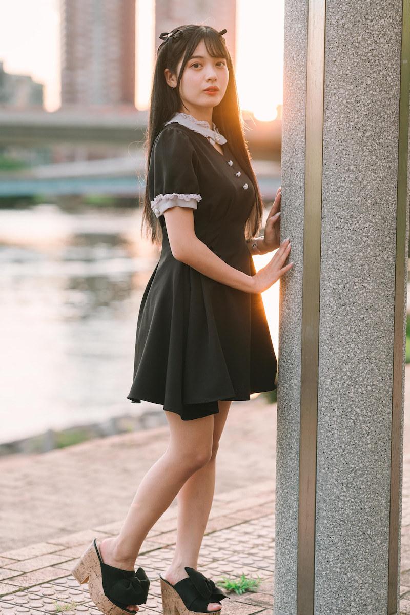 人见黑丝精神爽 骨感妹子玩性感-COS精选二百六十一弹 动漫漫画 第21张