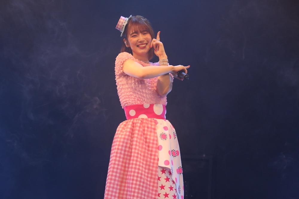 内田真礼 线上演唱会