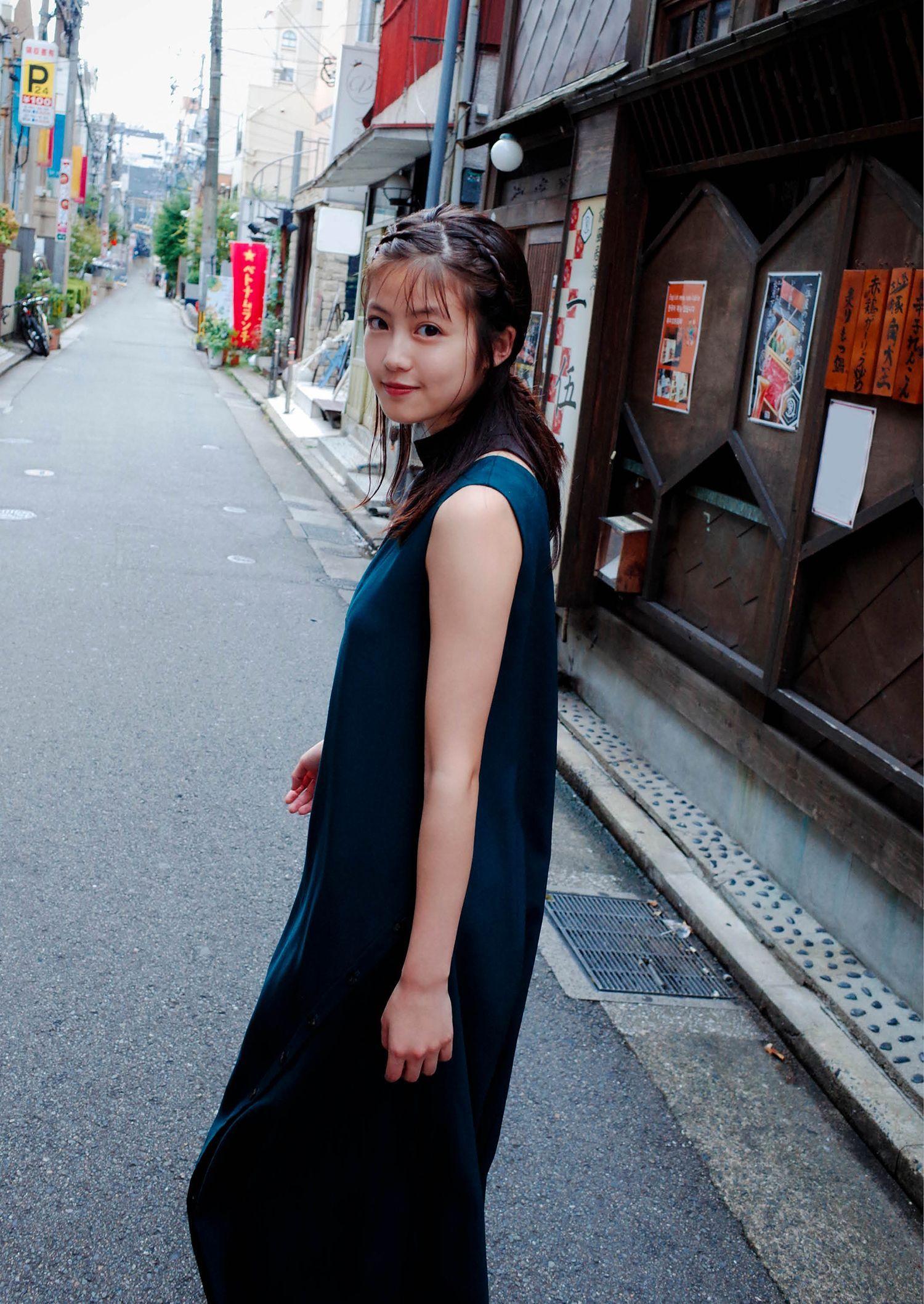 今田美樱Weekly Playboy写真集「スタミナ」 养眼图片 第18张