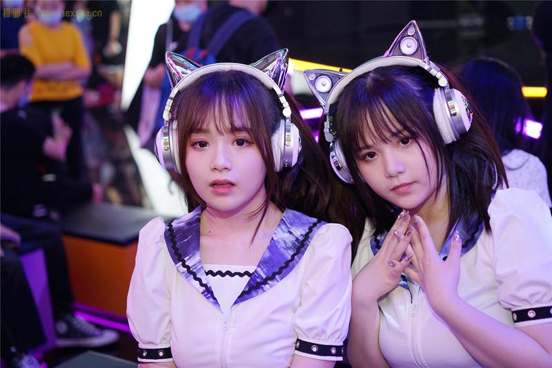 ChinaJoy惟妙惟肖双胞胎_和邪社10