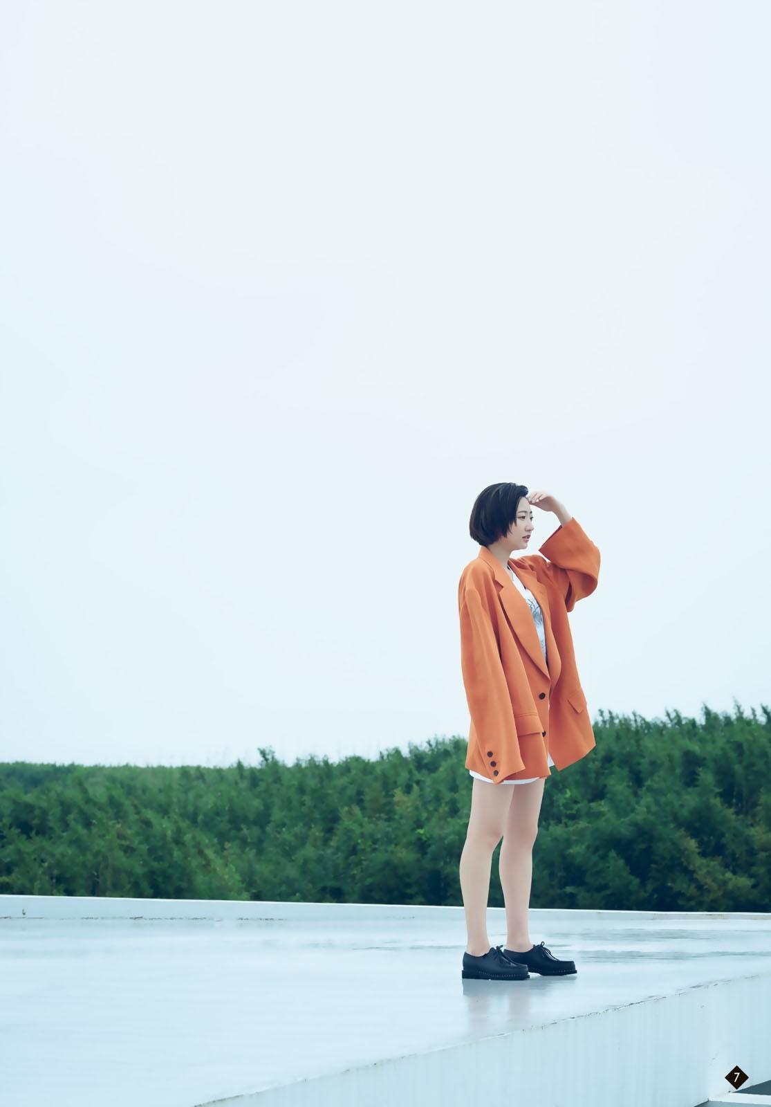 武田玲奈 Young Jump