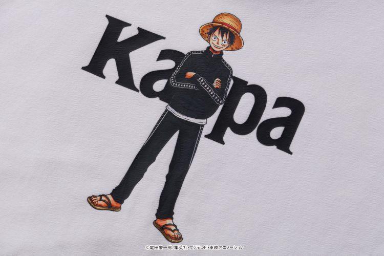 海贼王 Kappa 背靠背 ONE PIECE