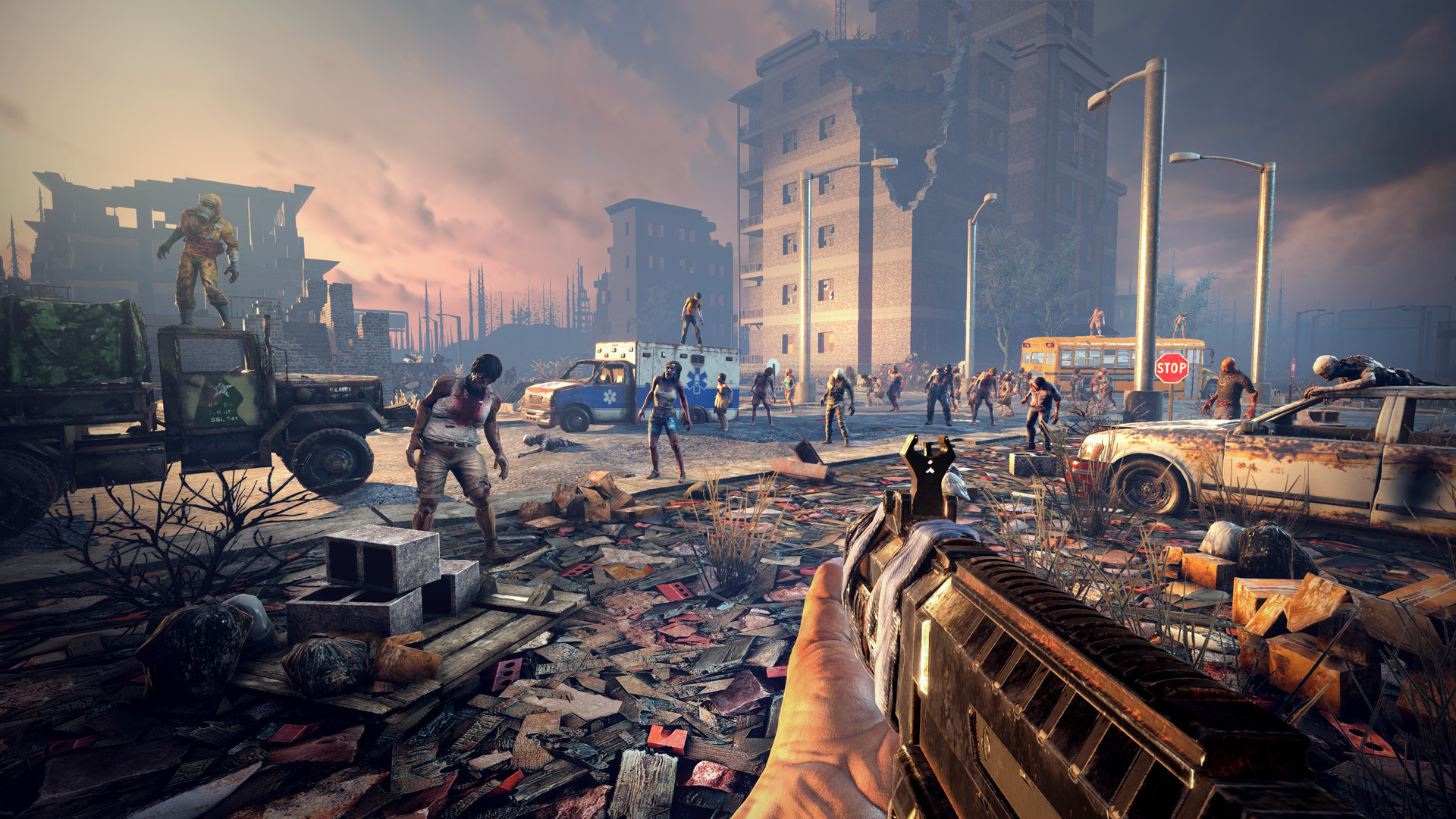 游戏《七日杀》在丧尸横行的末日废土中如何生存下去 (10)