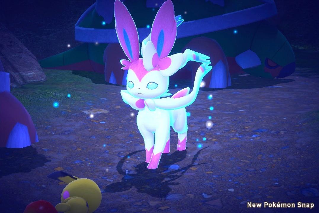 游戏《New宝可梦随乐拍》通过偷拍来发现你身边最呆萌可爱的宝贝 (8)