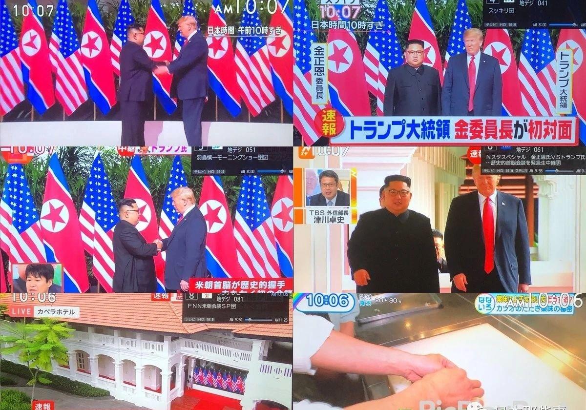 日本东京电视台在关键时刻依旧坚持播放动画片引爆笑点 (2)