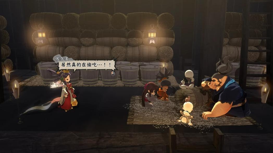 游戏《天穗之笑稻姬》一边种地一边疗愈身心的同时感受世间美景 (3)