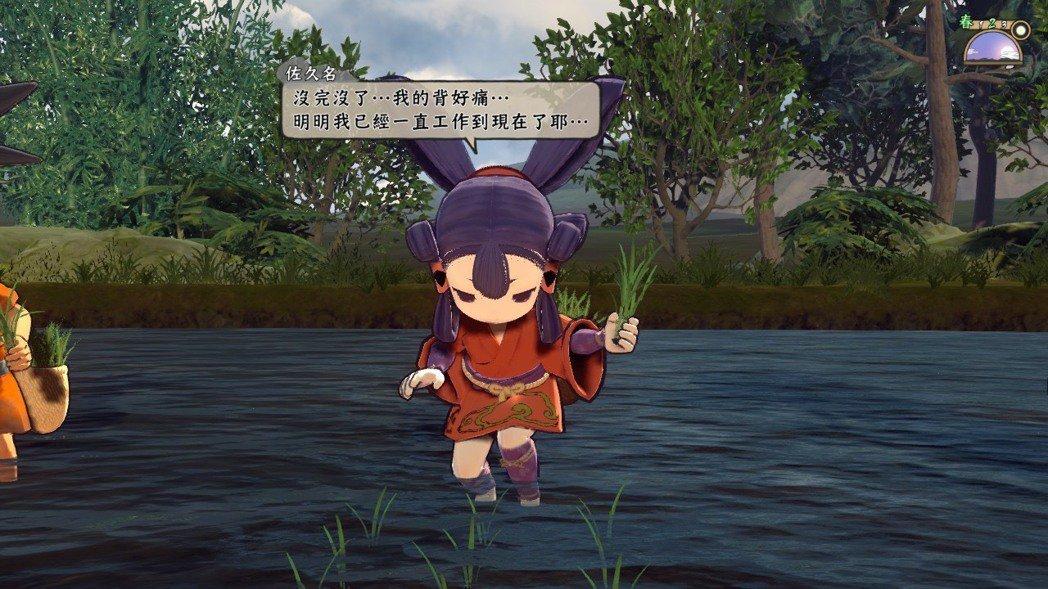游戏《天穗之笑稻姬》一边种地一边疗愈身心的同时感受世间美景 (7)