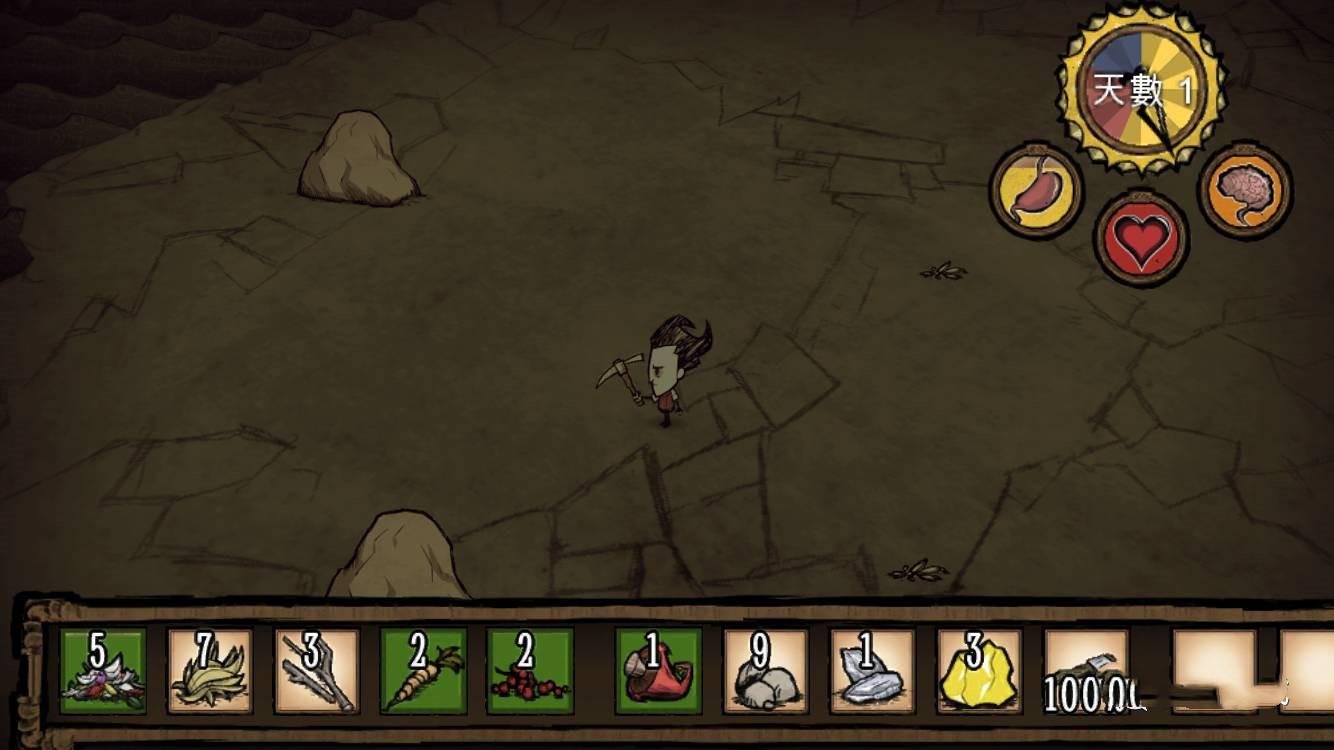 游戏《Don't Starve》在异世界中不断的冒险和探索才能获取生存材料活下去 (7)