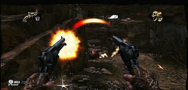游戏《荒野双蛟龙:枪神》体验心得有了手把人人都可以是枪神 (12)