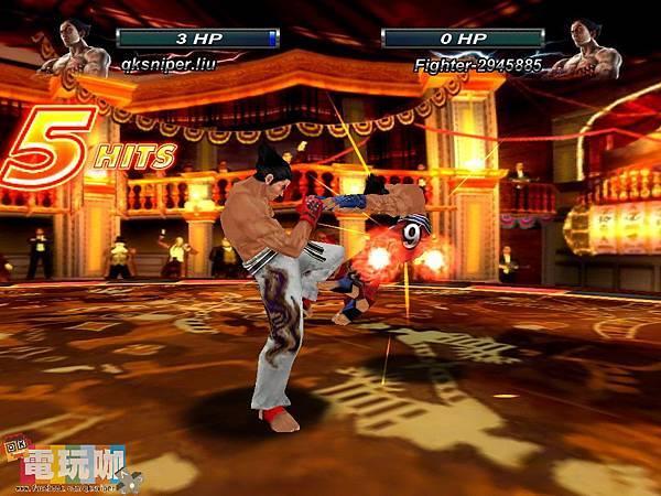 游戏《铁拳:卡牌锦标赛》用卡牌一起进行热血铁拳决斗! (9)