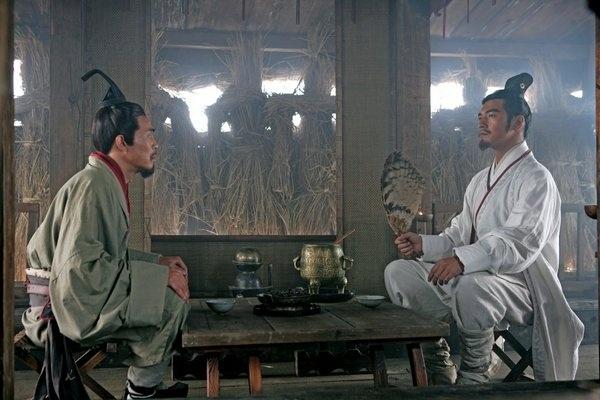 电影《赤壁:决战天下》可以追求孙刘联军和曹营大战的震撼和感动 (3)