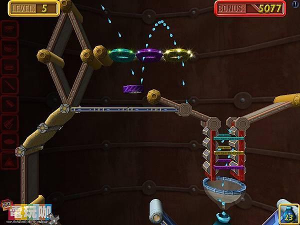 无敌动脑游戏《Enigmo Deluxe》史上最强绝对让你伤透脑筋 (6)