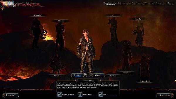 游戏《绝冬城之夜Online》庞大的故事背景加持下封测体验分享 (7)