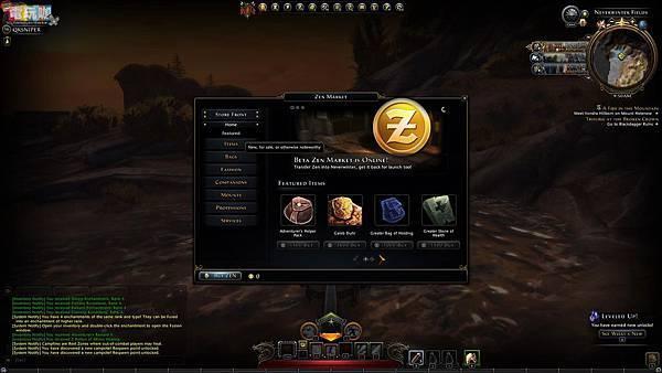 游戏《绝冬城之夜Online》庞大的故事背景加持下封测体验分享 (23)