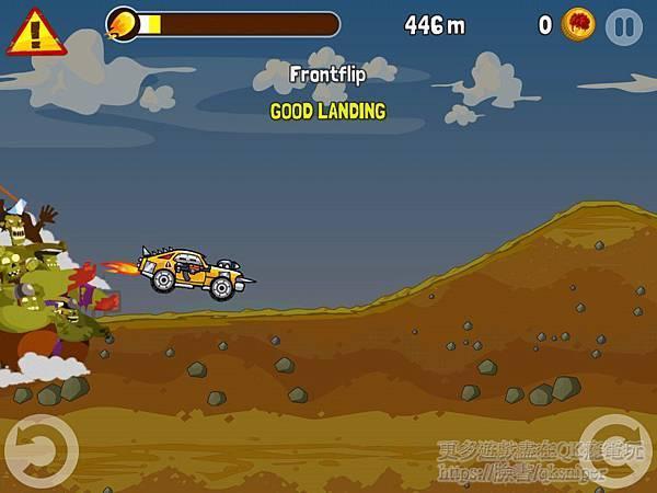 游戏《Zombie Road Trip》让你闲暇之时可以轻松小品僵尸赛车 (14)