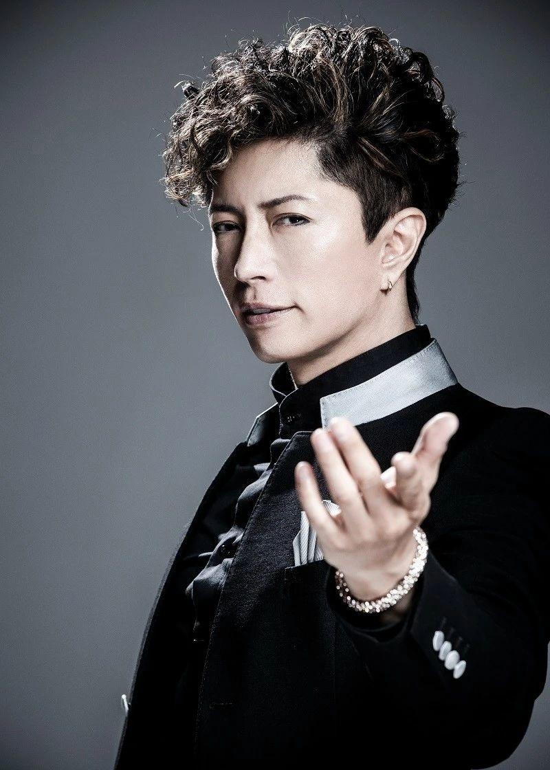 日本知名歌手GACKT因为身体状况导致无法正常发声而宣布退出 (5)