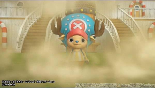 游戏《航海王:海贼无双2》介绍我们不只是海贼更是永远的伙伴! (9)