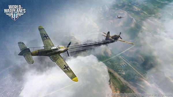 游戏《战机世界》让玩家翱翔天际挤身成为空战英豪 (1)