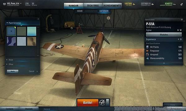 游戏《战机世界》让玩家翱翔天际挤身成为空战英豪 (13)
