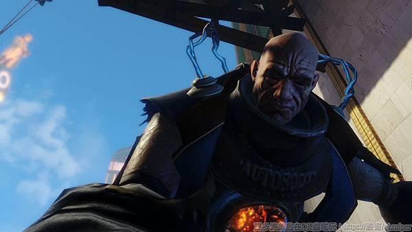 游戏《生化奇兵:无限之城》亲身体会的破关心得分享剧情无雷 (13)