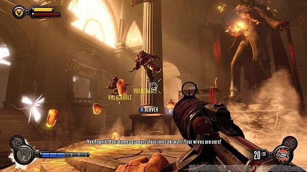 游戏《生化奇兵:无限之城》亲身体会的破关心得分享剧情无雷 (21)