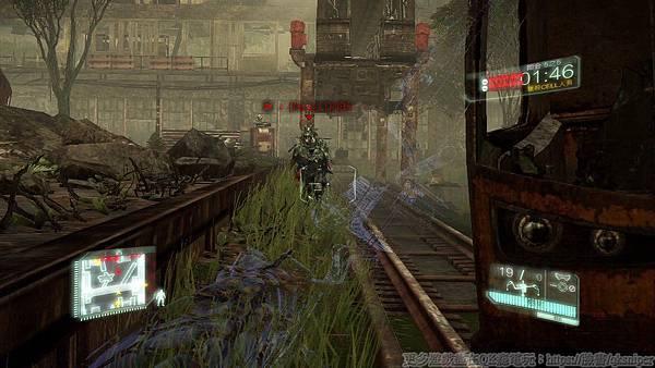 游戏《末日之战3》身穿生化装再次杀爆外星人 (6)