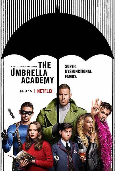 美剧《雨伞学院》维持尺度的荒诞感反应了超能力者毁灭世界? (1)