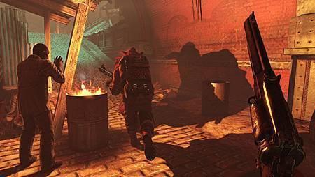 游戏《生化奇兵:无限之城》开发版试玩最为真实的一线报道 (7)