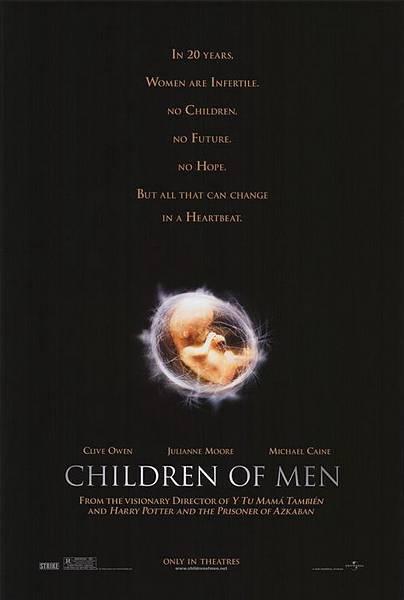 电影《人类之子》即便是全世界陷入极度的恐慌中也要保持希望 (1)