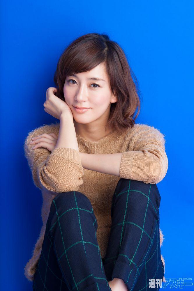靠演技说话的水川麻美鲜有机会拍摄性感写真作品上封面杂志 (19)