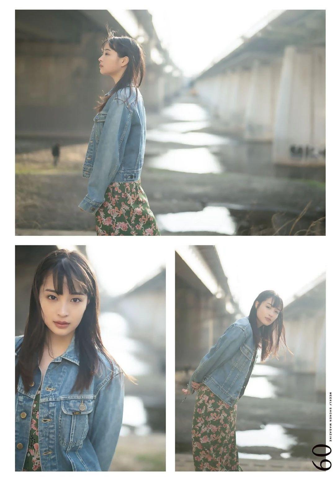 20神颜美少女却黑历史比较多的广濑丝丝写真作品 (43)