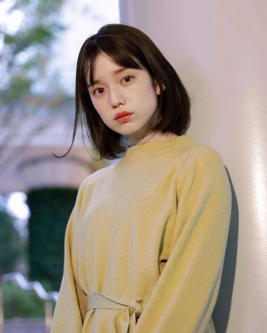 永远一张娃娃脸的棉花糖女孩弘中绫香写真作品 (29)